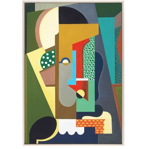 图片 《COMPOSITION》AUGUSTE HERBIN